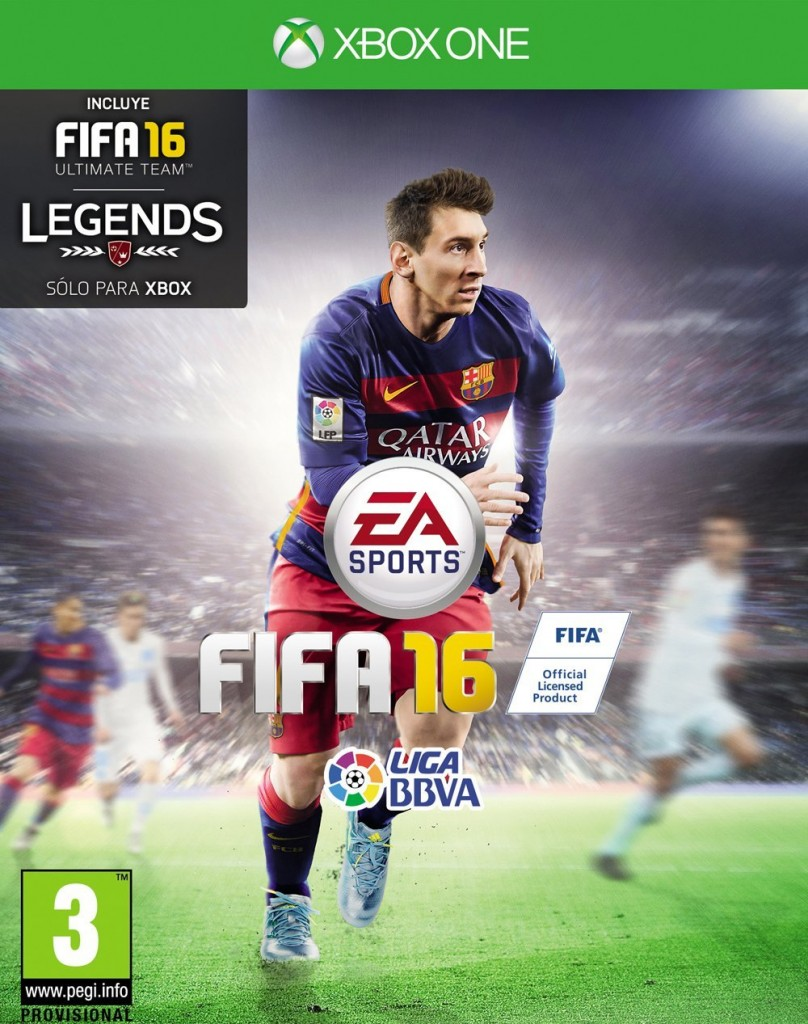 Fifa 16 Xbox One / #planbe